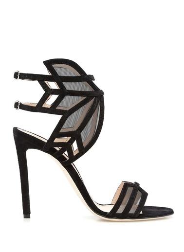 Burak Uyan Sandalet Siyah